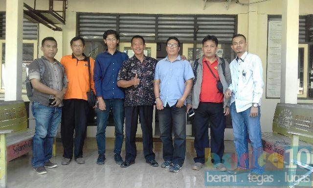 Sejumlah Jurnalis Pati Minat Jadi Pengawas TPS Pilgub Jateng