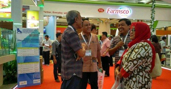 Wabup Pati Saiful Arifin Hadiri Pameran Industri Peternakan di Jakarta